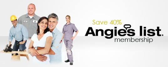 Angies List Discount