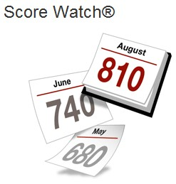 myFICO Score Watch