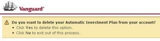 VanguardAutomaticInvesting
