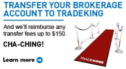 Tradeking Bonus