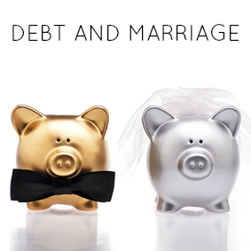 debt and marriage