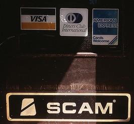 creditcardscam
