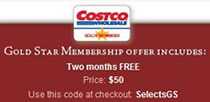 Free Costco Membership