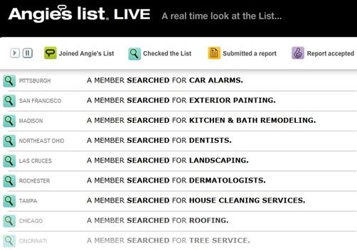 Angies List Live