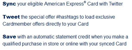 American Express Social Network Savings