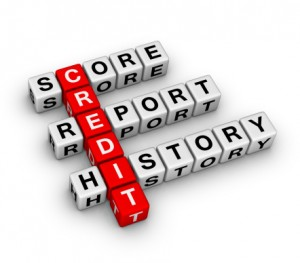 credit report and credit score