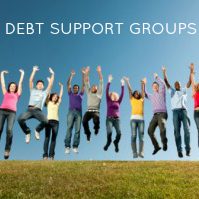 debt support groups