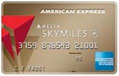 Delta American Express SkyMiles Gold