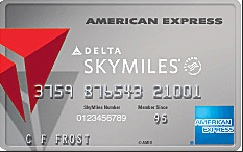 Delta American Express SkyMiles
