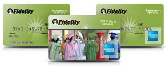 American Express Fidelity Credit Cards