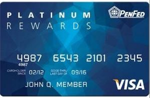 PenFed Platinum Rewards