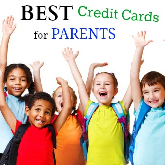 best credit cards for parents