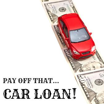 pay off car loan