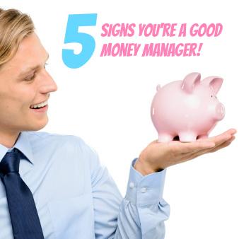 good money manager