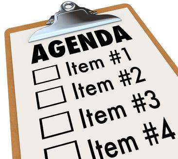 Layoff Agenda