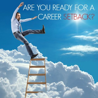 career setback