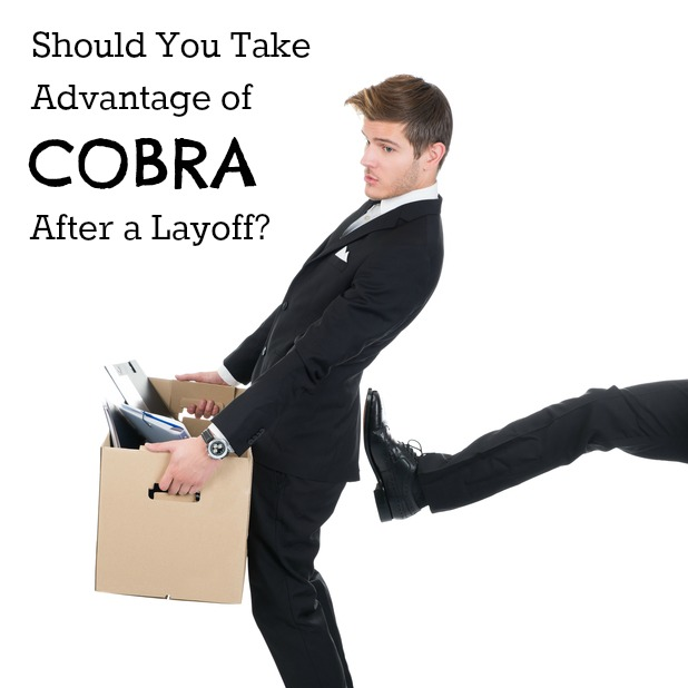 COBRA after Layoff